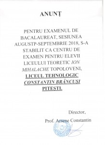 bac august2018